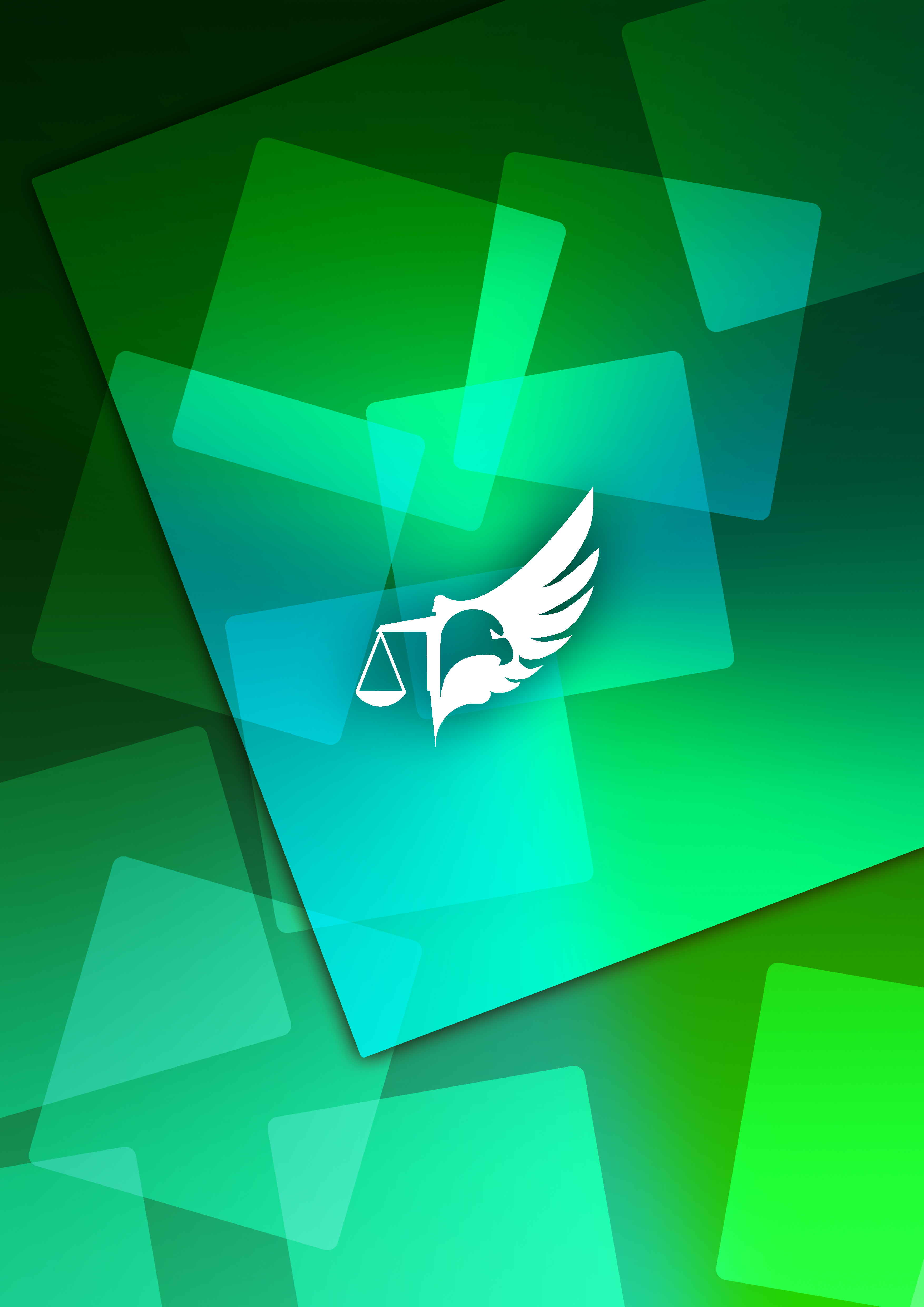 WALLPAPERS FALCONE TABLET GREEN
