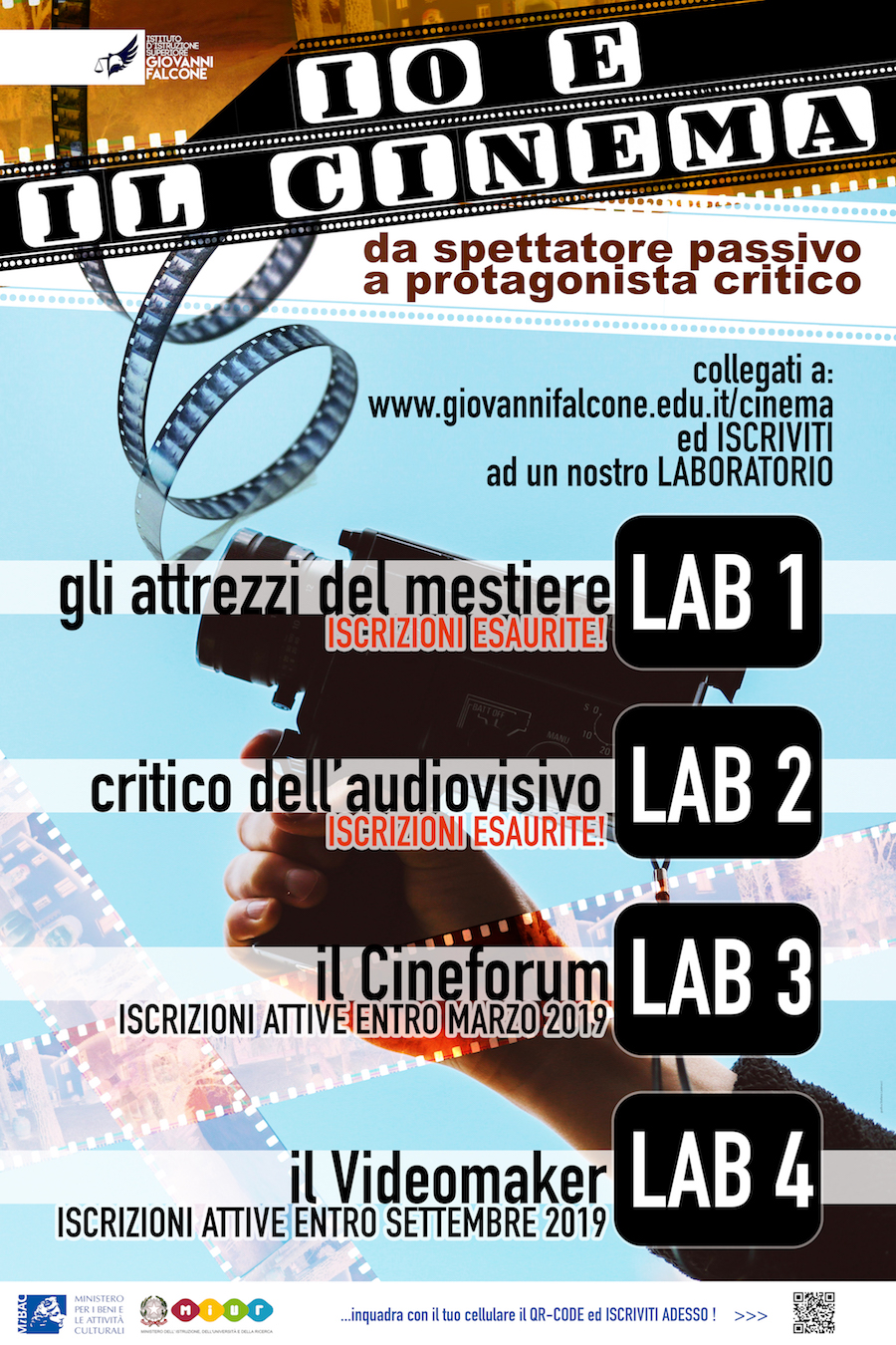 MANIFESTO PROGETTO CINEMA LABORATORI 2019 WEB mini